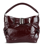 burberry patent knotted hobo bag.jpg