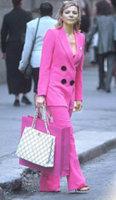 Pink Emanuel Ungaro Suit Chanel bag.jpg