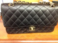 Chanel Black Flap 5.JPG