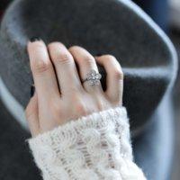f7151fedf Tiffany Enchant/Garden Flower Ring Help! - PurseForum