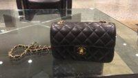 Chanel Black Mini Small Lambskin.jpg