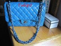 Turquoise Chanel Jumbo 002.JPG