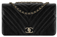 0d9ca21a32541c Chevron black statement bag- help/opinions please! - PurseForum