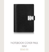 7c2cfe7f06 Notebook MM - refillable? - PurseForum