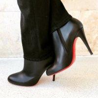 hot sales 3b39a e7685 Louboutin belle 85mm booties. - PurseForum
