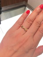 73b98d2e1c0d1 Show me your Tiffany Infinity Ring in Rose Gold - PurseForum