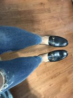 8b2a226b3 Gucci Brixton loafers sizing help - PurseForum