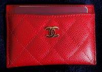 cd085690ff72 Chanel Card case advice - PurseForum