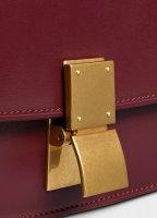 Celine Cmall Classic Bag in Burgundy Box 189183DLS.28BD_4_LIBRARY_87361.jpg