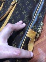 Angelus Vachetta Paint on your bags