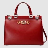 21f1f4256865 ... 564714_05J0X_6433_001_080_0000_Light-Gucci-Zumi-smooth-leather-medium-top-handle-  ...