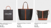 Celine canvas collection.png