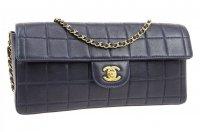 blue navy - Chanel Chocolate Bar Chanel Flap Bag - current retail 2600.00 on ebay - 7-10-20 (1...jpg