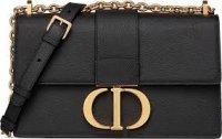 dior 30 montaigne chain bag black.jpeg