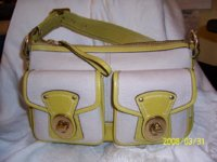 Legacy Canvas,Citron shoulder bag.1.JPG