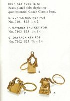 7101_Duffle Sac 7103 Waverly bag 7102 Daypack Brass icon kf-hol1996.jpg