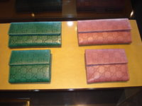 guccissima wallet green and muave $179 001.jpg