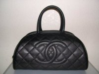 Chanel Caviar Leather Bagette Tote, Large - 1250.JPG
