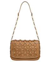 Small Dior Croisetter Flap Bag in Caramel Leather 1265.jpg