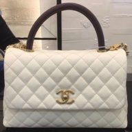 895955906666 Bought two CHANEL CF from Neiman Marcus in New Jersey. However ...