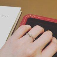 Does Anyone Own The Etincelle De Cartier Ring Purseforum