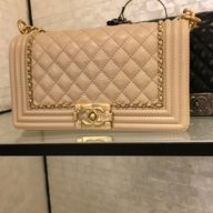 91fb0babf702 Are Caviar and Grained Calfskin material bags pretty much the same ...