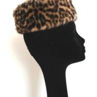 leopardskinpillboxhat
